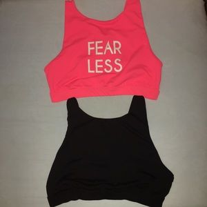 Aerie Chill. Play. Move. Sports Bras. Size L